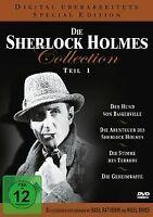Die Sherlock Holmes Collection 1 [4 DVDs] von Lanfield, S...   DVD   Zustand gut