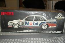 DIE CAST MODEL CAR 1987 HOLDEN VL COMMODORE SS GROUP A BROCK PARSON MCLEOD