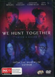 We Hunt Together: Season 1 DVD NEW Region 4