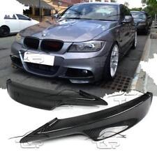 CARBON FLAPS BUMPER FOR BMW E90 E91 08-12 LCI SERIES 3 M-TECHNIK BODY KIT
