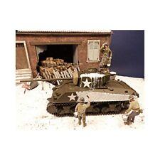 1/43 Figurine MK35 M43-043 GI's 44-45 Camo hivernal à monter et à peindre