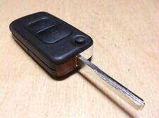 Mercedes remote key 2 buttons SIEMENS 5WK4697 433MHz  PCF7935(new chip) HU64
