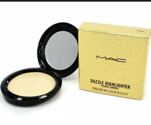 Mac Dazzle Highlighter ~Dazzlegold~ FullSize 0.33 Oz. / 9.5 g. NIB