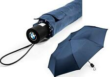 BMW Genuine OEM FOLDING UMBRELLA, blue 80-56-2-211-970