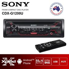 Sony Cdx-g1200u CD USB AUX in Car Radio Stereo Receiver Player