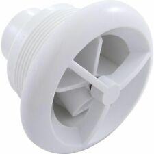 """Balboa 16-5274WHT 3.56"""" FD Gunite Microssage Spinner Jet Internal - White"""