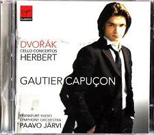 Dvorak/Herbert- Cello Concertos - Gautier Capucon CD FRSO/Jarvi (2009)