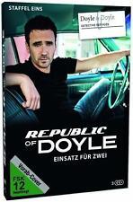 Hawco, Allan - Republic of Doyle - Staffel 1 [3 DVDs]
