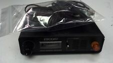 ESCORT, RADAR DECTOR, CINCINNATI MICROWAVE, TESTED & WORKS GREAT, S/N:496812