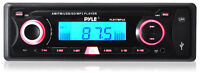 In-Dash AM/FM Car Audio Stereo Radio Receiver USB SD MP3 Player & iPod Aux Input
