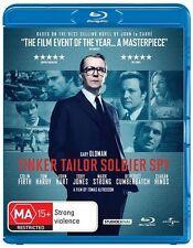Tinker Tailor Soldier Spy (2011) Gary Oldman - NEW - Blu-Ray