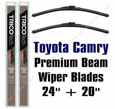 "2007 2008 2009 2010 2011 Toyota Camry Wiper Blades Set of 2 24""+20"" 19240+19200"