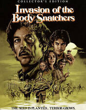 Invasion of the Body Snatchers Blu-Ray NEW Scream/Shout Factory with SLIPCOVER