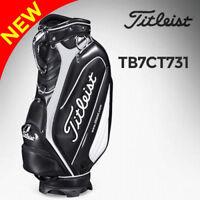 [Titleist] Sport Golf Cart Caddie Bag Black Color (TB7CT731) Golf Equipment n_o