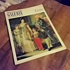 Bastei Galerie Der Grossen Maler  GOYA  No. 4 Art Book Vintage 1966