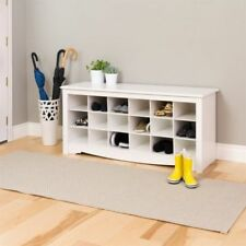 Hallway & Prepac Storage Benches | eBay
