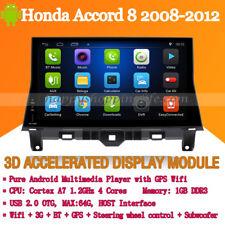 "10.1"" Android 7.1 Car Stereo for Honda Accord 8 2008-2012 GPS navigation Wifi 3G"