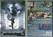 Save the last dance (2000) DVD NUOVO Julia Stiles. Sean Patrick Thomas. D. Adler