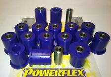 1 Kit mit 16 Pu-Buchsen Querlenker Lotus Elise Opel Speedster Powerflex Polyuret