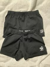 2 Pair, Smack volleyball shorts, size S, preowned