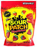 Sour Patch Strawberry Chewy Soft Sweets USA American Candy Import 283g bag