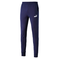 Puma ESS Jersey Pants Cl Pantaloni Uomo 843729 06 Peacoat