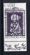 BRD Briefmarken 1997 Hl. Adalbert Mi.Nr.1914 Rand