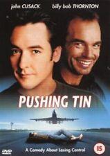 John Cusack Angelina Jolie Pushing Tin 1999 Air Traffic Control Comedy UK DVD