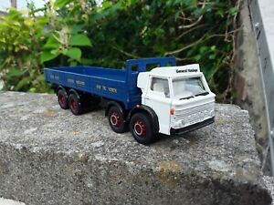 Code 3 resin cab Ford D series