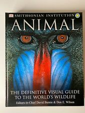 Animal: The Definitive Visual Guide to the World's Wildlife. Dk. New with Cd-Rom