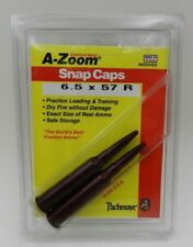Pachmayr A-Zoom 6.5x57R #12294 Snap Caps 2 Pack (#1520)