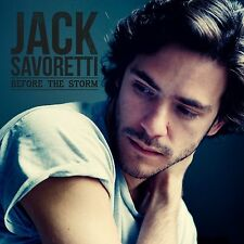 JACK SAVORETTI - BEFORE THE STORM   (CD) Sealed