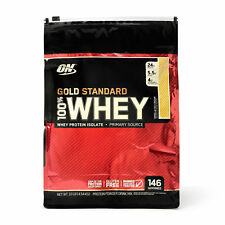 Optimum Nutrition ON 100% Whey Protein Gold Standard Vanilla Ice Creme 10lb