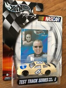 2004 HOT WHEELS RACING TEST TRACK SERIES MARK MARTIN 6 FORD