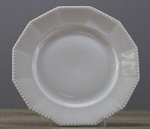 Nymphenburg Perl weiß Kuchenteller Frühstücksteller Teller/mit Mangel