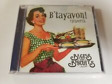 B'tayavon! by Bagels & Biscuits (CD, 2017) NEW SEALED Koogle Earth On The Move