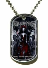 "Cradle of Filth ""Darkly"" Dog Tag catena 200626 #"