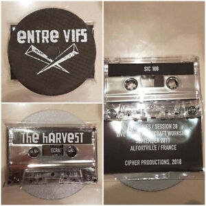 ENTRE VIFS Cassette Puce Mary Con-Dom Ramleh Genocide Organ Grey Wolves Prurient