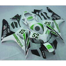Peint vert INJECTION carénage carrosserie ensemble pour Honda CBR1000RR 06-07
