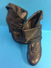 Schuh 100% Leather Upper Shoes for Women