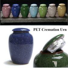 200ml Ice Glaze Cremation Urns Funeral Keepsake Pet Dog Cat Cremation Urn