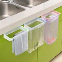 Door Hanging Organizer Garbage Bags Holder Kitchen Trash Bag Storage Hanger A