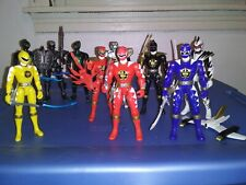 Power Rangers Dino Thunder Power Rangers Full Set