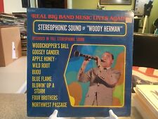Woody Herman  Stereophonic LP Real Big Band Music Lives Again SEALED!