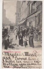 USA, On State Street Chicago Early 1901 UB Postcard, B647