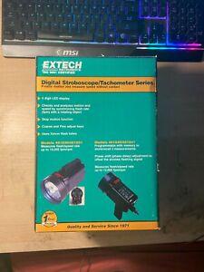 Extech Instruments Digital Stroboscope/Tachometer Series in Box