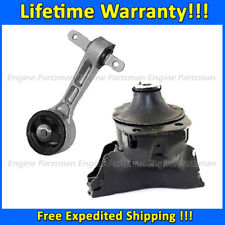 K1479 Front Motor&Top Torque Mount 2pc For 2006-2011 Honda Civic 1.8L MANUAL