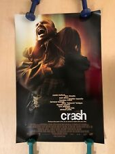 """""""CRASH"""" ORIGINAL STUDIO ISSUE 27X40ish POSTER"""