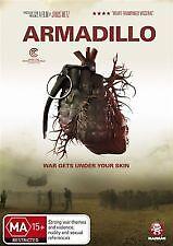 ARMANDILLO (DVD) REGION-4, NEW AND SEALED, FREE SHIPPING AUSTRALIA WIDE
