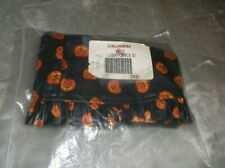 Longaberger liner for a 1995 pumpkin basket! Halloween pattern!